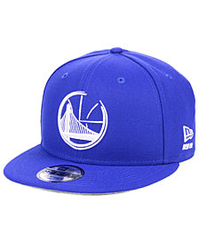 New Era Golden State Warriors Logo Trace 9FIFTY Snapback Cap