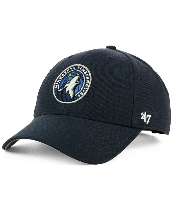 '47 Brand Minnesota Timberwolves Team Color MVP Cap