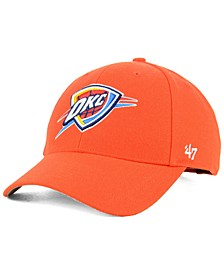 Oklahoma City Thunder Team Color MVP Cap