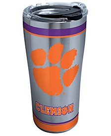Clemson Tigers 20oz Tradition Stainless Steel Tumbler