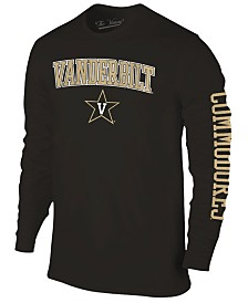 Colosseum Men's Vanderbilt Commodores Midsize Slogan Long Sleeve T-Shirt