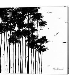 Falls Design II by Megan Duncanson Canvas Art