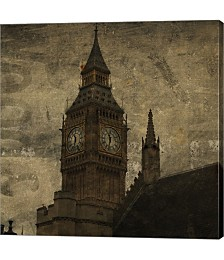 Big Ben St. Stephens by John W. Golden Canvas Art