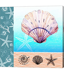 Nautical Design I by Irina Trzaskos Studio Canvas Art