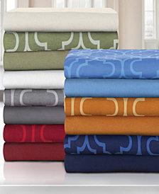 Superior Flannel Cotton Pillowcase Set - King - White