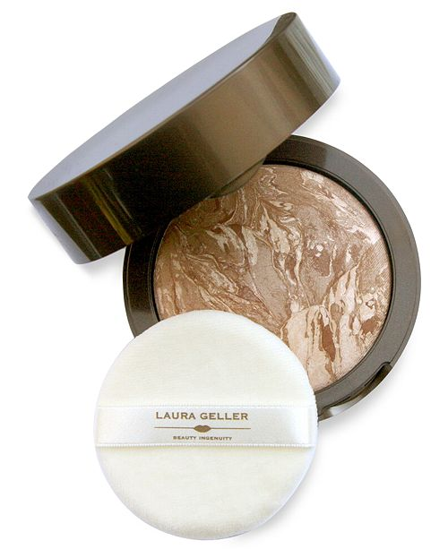 Laura Geller Beauty Baked Body Frosting All Over Face & Body Glow