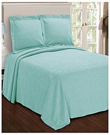 Superior Paisley 100% Cotton Bedspread