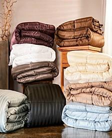 All-Season King Down Alternative Reversible Blanket