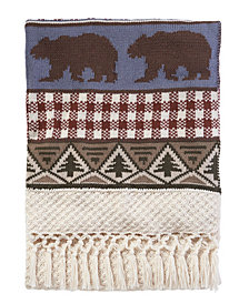 Pine Lodge Throw