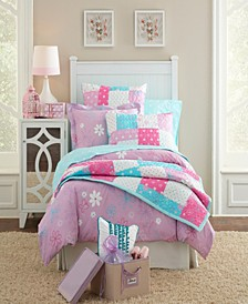 Butterfly Quilt Set- F/Q