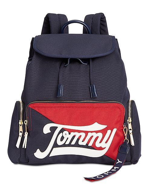 Tommy Hilfiger Daly Flap Backpack