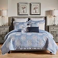 Boutique Zoelle 3 Piece King Comforter Set