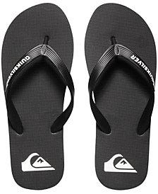 Quiksilver Men's Molokai Logo Sandals