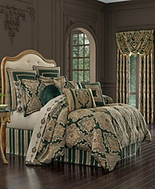 J Queen Emerald Isle Queen Comforter Set