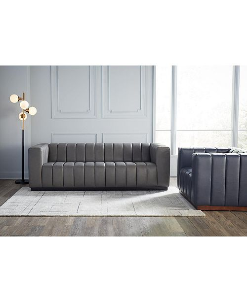 Awesome Furniture Closeout Halewood Leather Sofa Collection Gmtry Best Dining Table And Chair Ideas Images Gmtryco