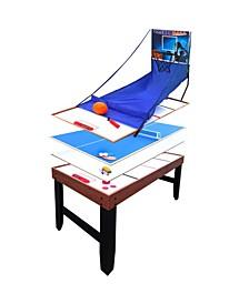 Accelerator 4-in-1 Multi-Game Table
