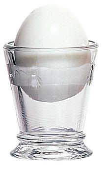 La Rochere Napoleon Bee 3-ounce Egg Cups, Set of 6