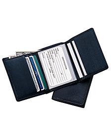 Royce New York Men'S Trifold Wallet