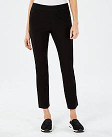 Karen Scott Joey Cotton Pull-On Jeans, Created for Macy's