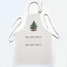 Spode Christmas Tree Apron