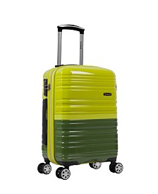 "Rockland Melbourne 20"" Hardside Carry On"