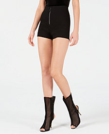 GUESS Lolo Zippered Shorts