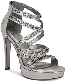 Adrianna Papell Malia Platform Sandals