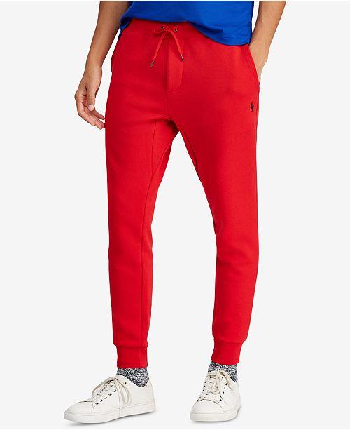 de56eb6b7 Polo Ralph Lauren Men s Big   Tall Double-Knit Joggers   Reviews ...