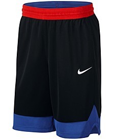 Men's Dri-FIT Colorblocked Basketball Shorts