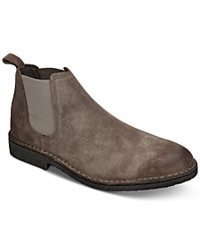 Kenneth Cole Men's Hewitt Suede Chelsea Boots