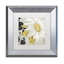 "Color Bakery 'Sunroom Ii' Matted Framed Art, 11"" x 11"""