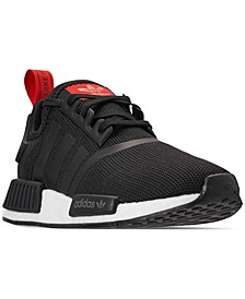 Boys' NMD Runner Casual Sneakers from Finish Line