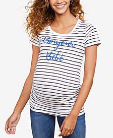 Motherhood Maternity Graphic T-Shirt