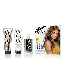 COLOR WOW 3-Pc. Dream Coat Curly Holiday Set, from PUREBEAUTY Salon & Spa