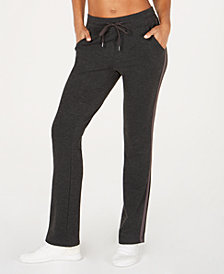 Ideology Striped Sweatpants, Created for Macy's