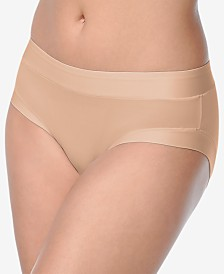 Warner's Women's Plus Size Easy Does It Stretch Hipster Underwear RU9331P