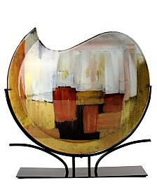 "20"" Round Vase"