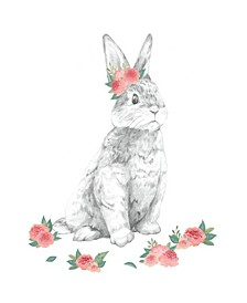 Tabitha The Bunny Wall Art Kit