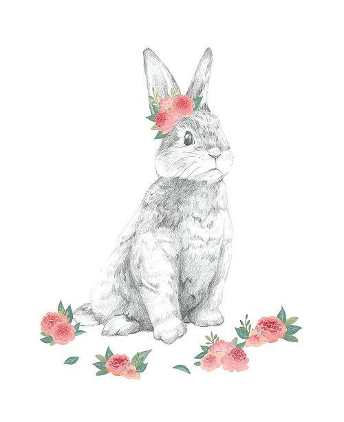 Brewster Home Fashions Tabitha The Bunny Wall Art Kit