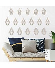 Walnut Wall Art Kit