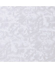 Ice Flowers Window Film Set Of 2