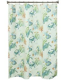 Sea Life Serenade/Shower Curtain