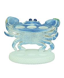 Sea Life Serenade - Crab Toothbrush Holder