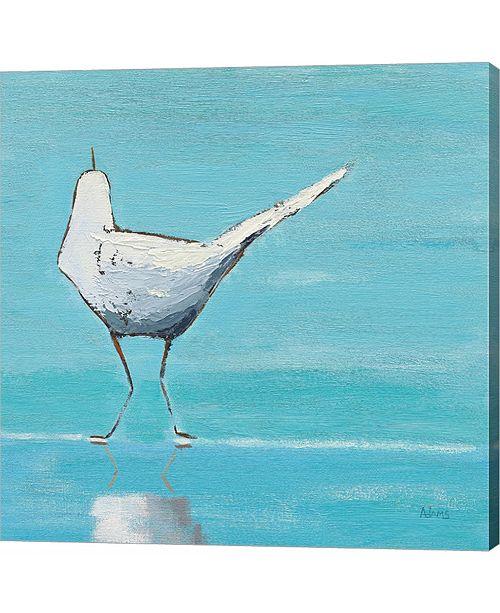 Metaverse Egret II by Phyllis Adams