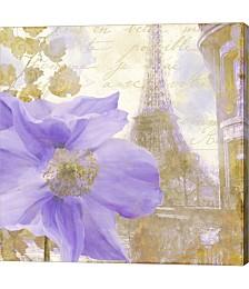 Purple Paris II by Color Bakery