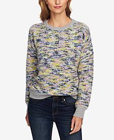CeCe Bouclé Sweater