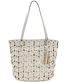 Twisted Braid Mizzana Tote