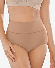 High-Waisted Classic Smoothing Brief 012841