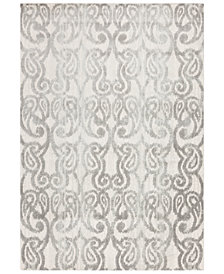 Surya Aberdine ABE-8012 Medium Gray 2' x 3' Area Rug