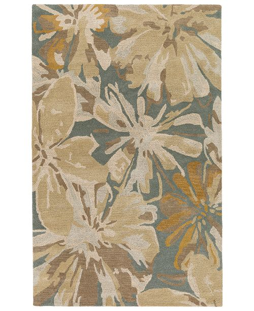 "Surya Athena ATH-5149 Beige 18"" Square Swatch"
